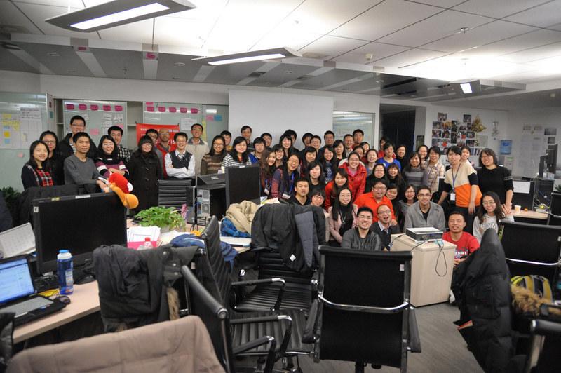 Rails Girls 2012, 北京
